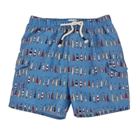 Fish Lure Swim Trunks available at Little-Minnows.com