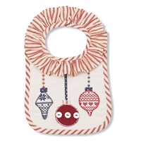 Baby Girls Chirstmas Ornament at Little-Minnows.com