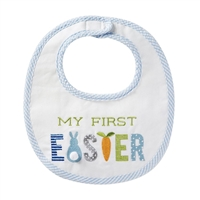 "Baby  Bib ""My First Easter"""