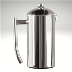 French Press, mirror finish, 23 fl. oz.