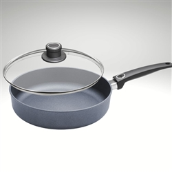 "Diamond Lite, Induction Saute Pan w/lid 5 qt., 12.5"" dia."