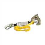 Guardian Railmaster Fall Protection Anchor with lanyard