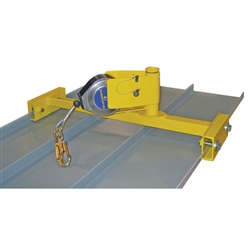 Standing Seam Roof Anchor Clamp by Guardian Fall Protection # 00250