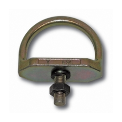 D Bolt Anchorage Connector Fall Protection Equipment