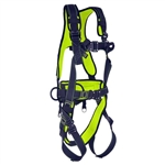 Cyclone Construction Harness with tongue buckle legs 11027