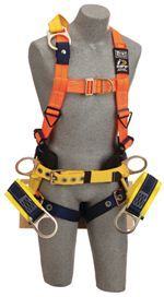 Delta Bosun Chair Harness with Seat Sling and Rigid Seat Board - Small | 1108126