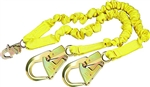ShockWave2 Double Lanyard with Aluminum Rebar Hooks