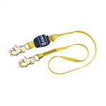 EZ-STOP Shock Absorbing Lanyard - Single Leg