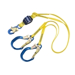 "EZ-Stopâ""¢ 100% Tie-Off Shock Absorbing Lanyard