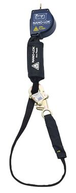 Nano-Lok Arc Flash Tie-Back Self Retracting Lifeline - Web | 3101563