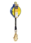 Arc Flash Ultra Lok 20 ft. Self Retracting Web Lifeline | DBI-SALA 3103275