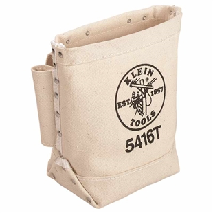 5416T Klein Canvas Bolt Bag