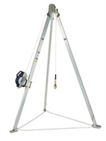 Ultra-Lok 3-Way Tripod Combo with Galvanized Steel Wire Rope - 50 ft. | 8301064