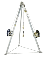 Ultra-Lok 3-Way Tripod Combo With Winch - Stainless Steel Cable | 8301067