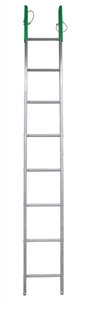 Advanced 8 ft. (2.4 m) Aluminum Ladder Section | 8518507