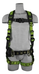 FLEX360 Premium Construction Harness - Fall Safe FS-FLEX360