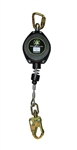 Class A cable Retractable Lifeline - 11 ft. | FS-FSP1211-G
