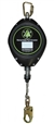 FSP 65' Cable Retractable with Swivel Fall Indicator Hook | FS-FSP1265-G