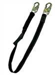 6' Fire-Rated Shock Absorbing Lanyard | FS77330-FR