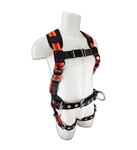 V-LINE FS99160 Construction Harness with grommet legs | Fall Safe