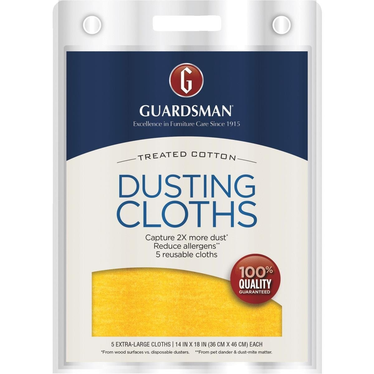 Guardsman Dusting Amp Cleaning Cloths