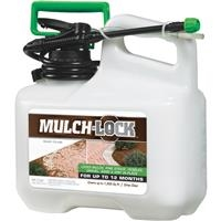 Mulch-Lock Adhesive Mulch and Ground Cover Spray