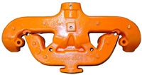 Allis Chalmers: WC WD WD45 D17 Gas Manifold