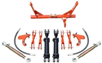 3 Point Hitch Conversion Kit