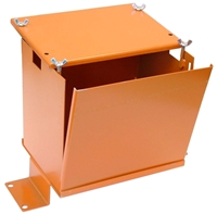 Allis Chalmers: WD WD45 Gas Battery Box with Lid