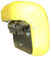 ARM REST SEAT CUSHION - YELLOW
