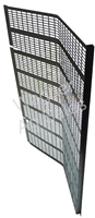 SCREEN FOR FRONT GRILL