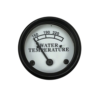 "Water Temperature Gauge 48"" lead"