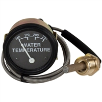 Water Temperature Gauge 3' lead