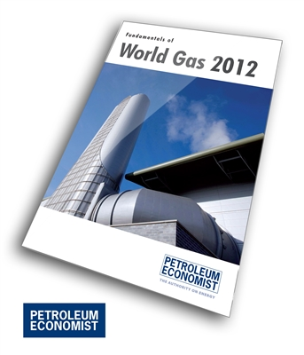 Fundamentals of World Gas 2012