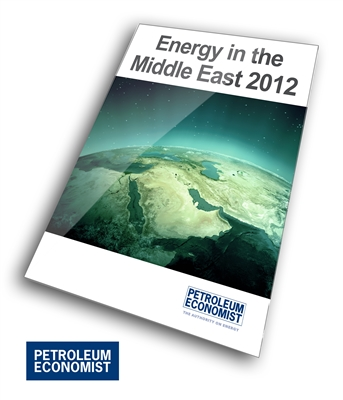 Book | Energy in the Middle East 2012