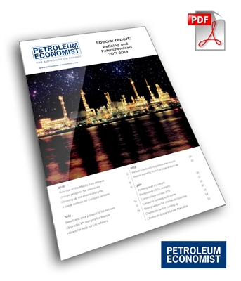 Report | Refining and Petrochemicals 2010 - 2014