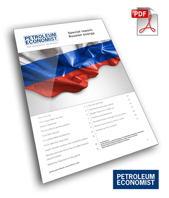 Report | Russian Energy