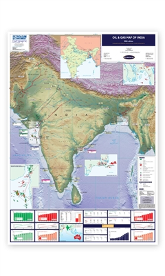 Map | Oil & Gas Map of India