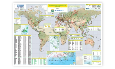 Map | World Deepwater Developments Map