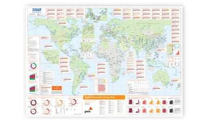 Global Renewable Energy Map