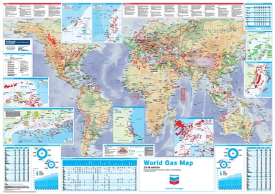 Map | World Gas Map