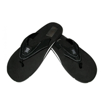 Men's Honu Flip Flop - Black