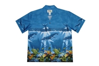 Bulk H493NB Hawaiian shirt