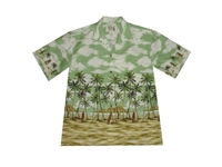 Bulk H506G Hawaiian shirt