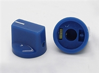 Pointer Knob in Blue