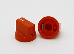 Pointer Knob in Orange
