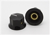 Extra-Large Fluted MXR Knob in Black