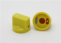 Pointer Knob in Yellow