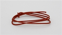 24/7 Wire Red > per foot