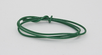 24/1 (Solid) Wire Green > per foot